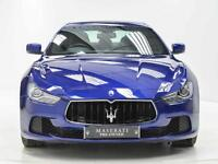Maserati Ghibli DV6 (blue) 2015-12-15