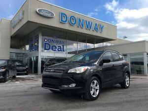 2014 Ford Escape SE | ONE OWNER | LOW KILOMETERS | WARRANTY!