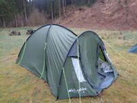 4 Man Eurohike Tent, double skin