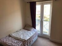 @@@ Massive Twin room available now in Shoreditch@@@ NO AGENCY 190pw with all bills included