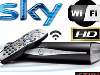 Sky wifi hd box £20 #07451054187#