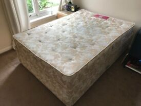 Second hand double bed for sale