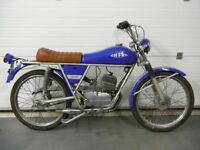 Gilera scooter moped 50cc
