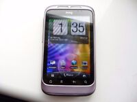 HTC wildfire as10e