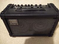 Roland Street Cube Amplifier (Portable mini PA - battery and mains powered)