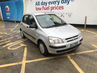 2005 Hyundai Getz 1.5 Diesel CDX ** 9 Months MOT **