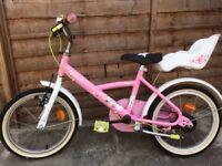 Girl's Bicycle