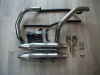 Exhaust in London | Motorbike & Scooter Parts for Sale - Gumtree