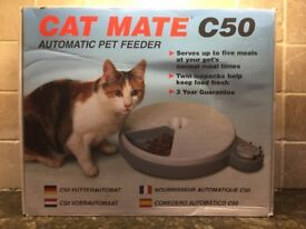 C50 Automatic Pet Feeder