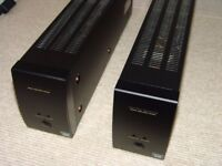 Matching Pair of Marantz MA-500 Mono-Bloc Power Amps - THX Rated 125 Watts Per Channel