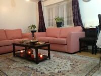 2 Bed Ground Floor Flat for 2-3 bed Flat House SWAP