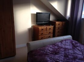 2 lovely double rooms available in Whitehaven 100 yards from the railway station & town centre