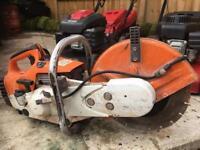 Stihl ts 400 disc cutter chop saw rebuild engine