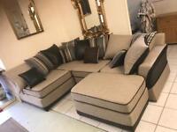 Brown corner suite reduced