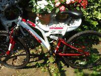 Heist Muddyfox mountain bike 26