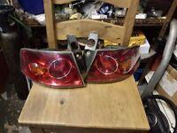 seat Ibiza rear lights