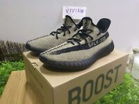 Adidas Yeezy green Boost 350 V2 Real Boost Core Limited k
