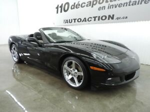 2008 Chevrolet Corvette DÉCAPOTABLE - MANUEL