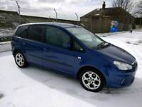 Ford C-Max 1.8 Zetec (Blue) only 58,000 miles
