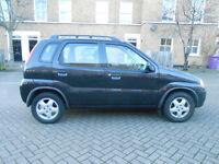 SUZUKI IGNIS 1.3 AUTO AUTOMATIC 5 door SMALL CAR not Polo Yaris Corsa Micra 307 Fiesta Swift A2 Clio