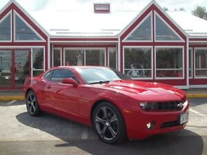 2011 Chevrolet Camaro 1LT SUNROOF!! 20 ALLOYS!! AIR!! CRUISE!! V