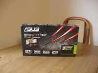Asus Geforce GTX 670 Top