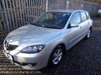 MAZDA 3 KATANO 1.6 PETROL 2007 5 DOOR HATCHBACK SILVER 60,000 M.O.T 02/04/19 EXCELLENT CONDITION