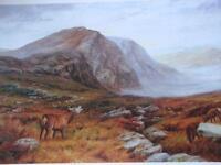 landscapes art work