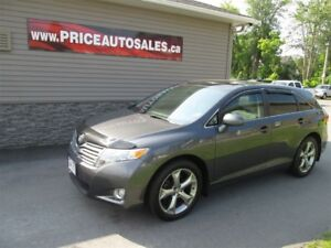 2012 Toyota Venza HEATED SEATS-SUNROOF-BACK-UP CAM-REMOTE START!