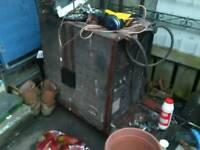 Vintage mig/gas welder boc 101