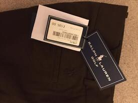 Gorgeous Ralph Lauren golf trousers