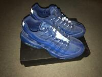 Air Max 95's ALL BLUE Size 10 (UK)