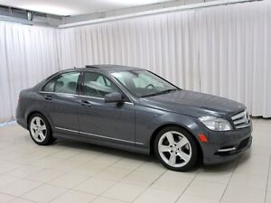 2011 Mercedes-Benz C-Class INCREDIBLE DEAL!! C300 4MATIC AWD SED
