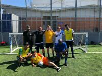 Football players wanted in Battersea!