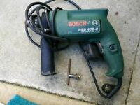 Electric drill Bosch