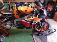Honda, CBR1000RR 2011