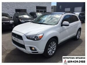 2011 Mitsubishi RVR GT 4WD; Local BC vehicle! PRICE DROP!
