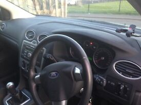 Ford Focus 06 plate 1.6 petrol