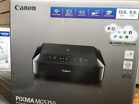 Canon printer, never been opened 1 month old, wifi wireles