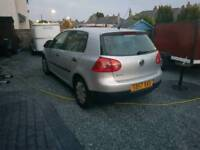 VW GOLF FOR SALE / EXCHANGE