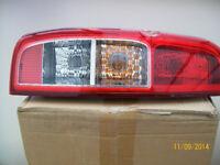 nissan navara o/side rear light NEW