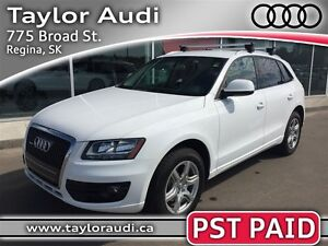 2011 Audi Q5 2.0T Premium, LOCAL, PST PAID, NO ACCIDENTS