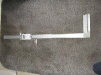 """mitutoyo 24"""" 600mm digital Height Gauge Vernier Measuring Tool Micrometer 570-115 in working order"""