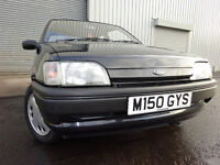💥95 FORD FIESTA 1.1,MOT DEC 017,FULL HISTORY,1 OWNER FROM NEW,VERY LOW MILEAGE CAR,STUNNING EXAMPLE