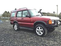 Land Rover DISCOVERY 2 2.5 Td5 XS 5dr (5 seat)