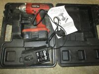 """Cordless Impact Wrench 1/2"""" Inch Square Drive IMPACT WRENCH 24V"""