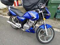 Suzuki en125cc 2011