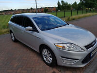 Ford Mondeo estate 2.0 tdci 61 plate 2 previous owners full service history