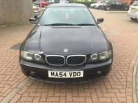 BMW 3 SERIES COUPE PETROL MANUAL QUICK SALE
