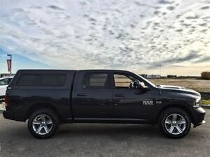 2014 Ram 1500 Sport|Leather|Nav|Sunroof Edmonton Edmonton Area image 9